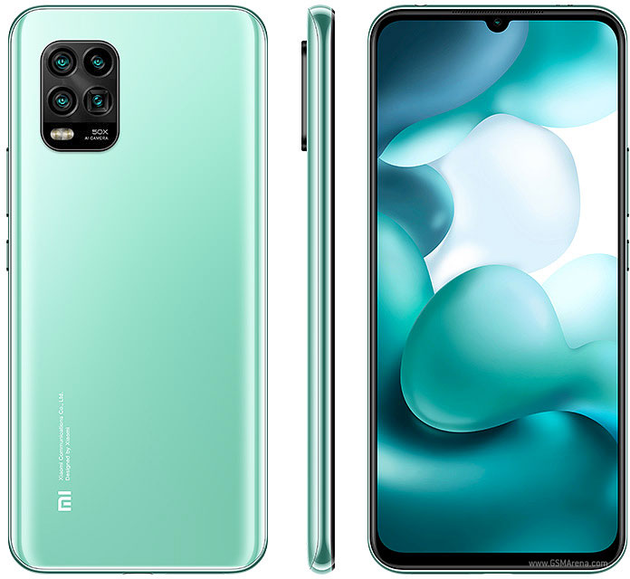 Eng Firmware Mi 10 Lite Zoom (Youth) 5G