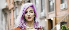 پروچیستا خاکپور، نویسنده ایرانی_آمریکایی