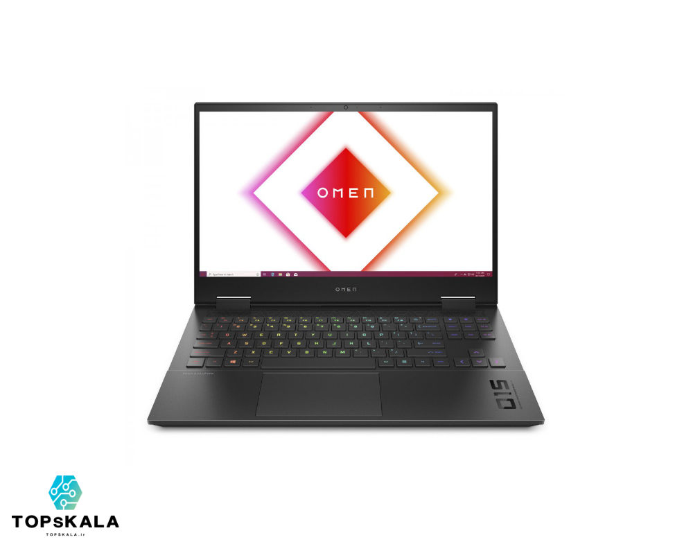 لپ تاپ استوک اچ پی مدل HP OMEN 15-ek0118tx