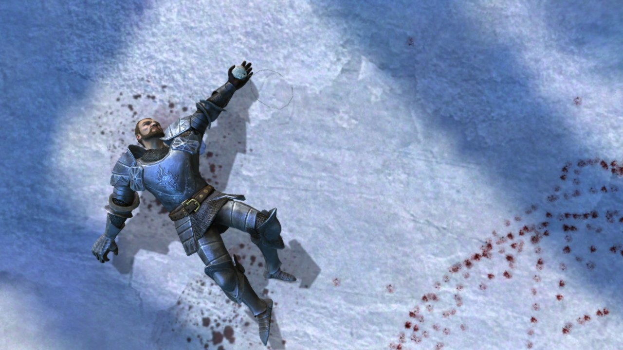 The Witcher 1 Jaques Death