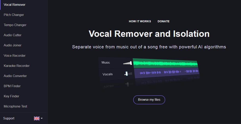روش حذف صدای خواننده از روی آهنگ ها