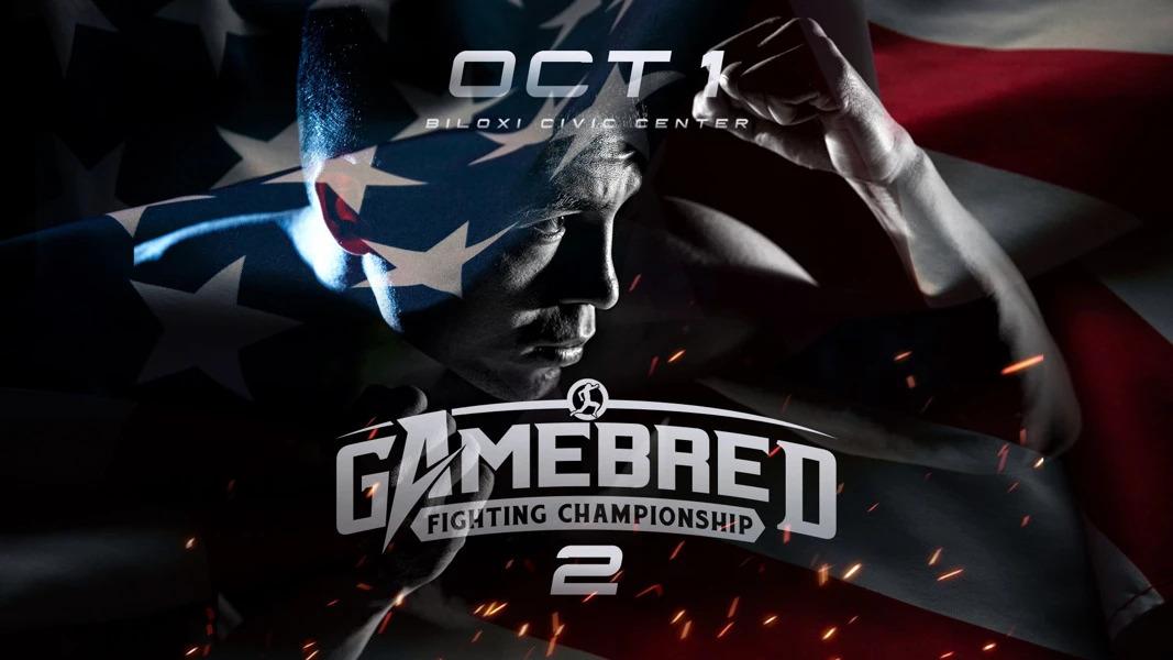 دانلود رویداد ام ام ای  : Gamebred Fighting Championship 2