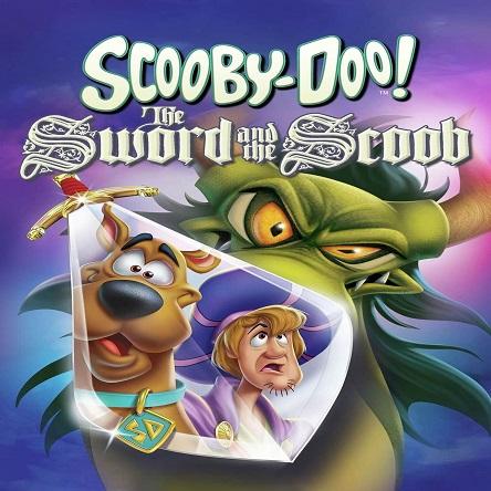 انیمیشن اسکوبی دو! شمشیر و اسکوب - Scooby-Doo! The Sword and the Scoob 2021