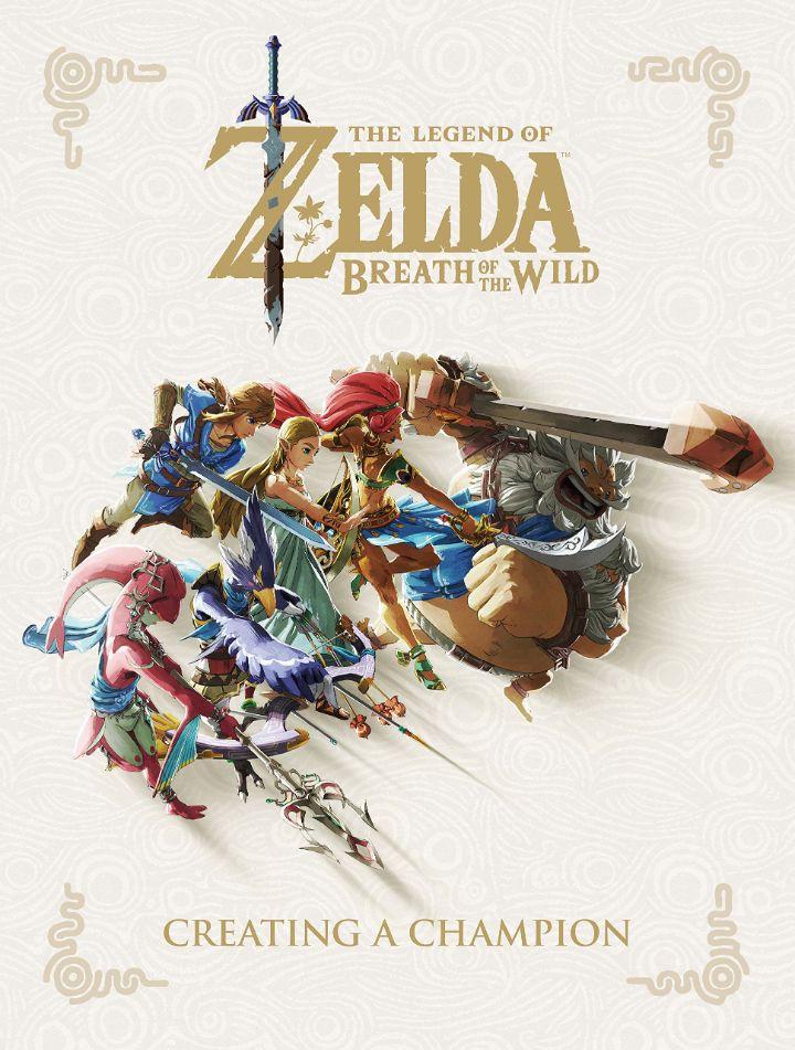 دانلود کتاب The Legend of Zelda Breath of the Wild Creating a Champion