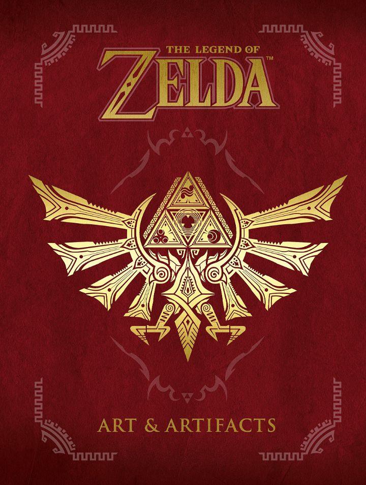 دانلود کتاب The Legend of Zelda Arts and Artifacts