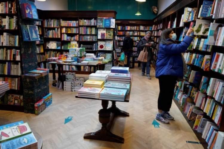 امیدواری برای افزایش فروش کتاب در ایام کریسمس