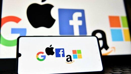 درآمدهای نجومی در دقیقه توسط غول های فناوری!,,اخبار تکنولوژی ,خبرهای تکنولوژی ,درآمدهای شگفتانگیز غولهای فناوری/ اپل در هر دقیقه ۲۲ میلیارد تومان درآمد دارد,اپل,فیس بوک,سامسونگ,درآمد میلیاردی در دقیقه,درآمدهای نجومی غولهای فناروی,درآمدهای نجومی غول های فناوری,Astronomical revenues of technology giants,آمازون,گوگل,مایکروسافت,تسلا,نتفلیکس,