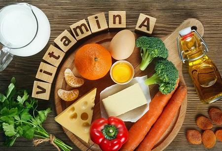 نشانه های کمبود ویتامین A در کودکان, میزان یتامین A در کودکان, علت های بروز کمبود ویتامین A ,علائم کمبود ویتامین A در کودکان چیست؟,vitamina deficiency children,
