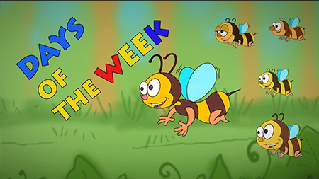 شعر کودکانه روزهای هفته, اشعار کودکانه روزهای هفته, شعر کودکانه درباره روزهای هفته ,شعر کودکانه روزهای هفته,children poetry days week,